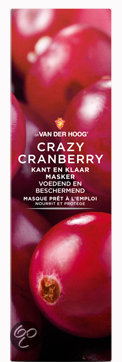 Crazy Cranberry masker