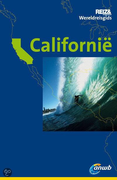 ANWB Wereldreisgids Californie Californie
