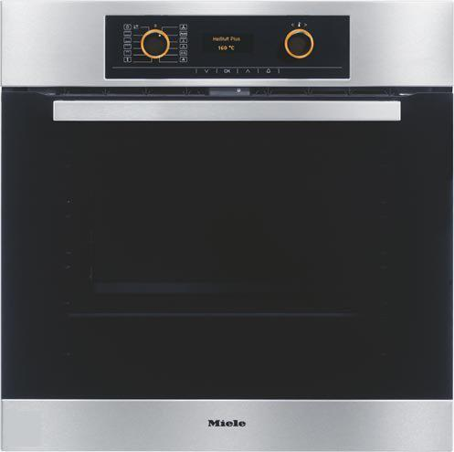 miele inbouw oven h 5461 bp clst zilver. Black Bedroom Furniture Sets. Home Design Ideas