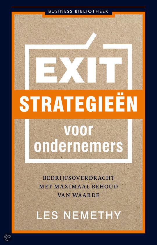 Exitstrategieen voor ondernemers