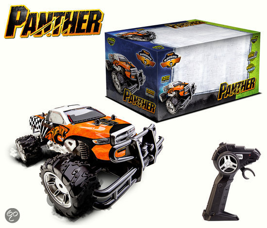 monstertruck rc auto speelgoed. Black Bedroom Furniture Sets. Home Design Ideas