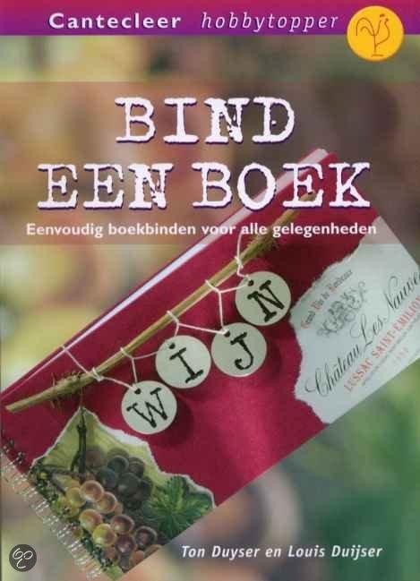 Bind Een Boek