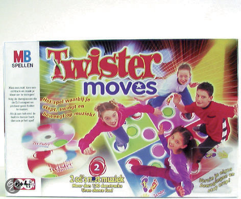 Twister Moves in Tricht
