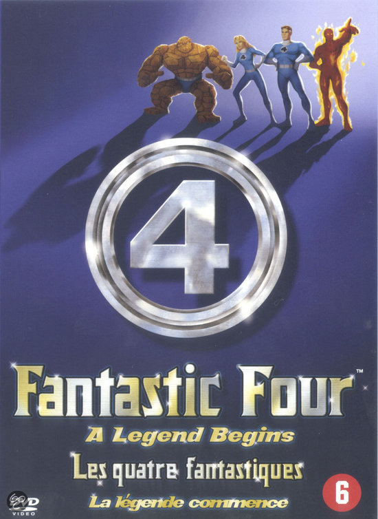 Fantastic Four - Legend Begins