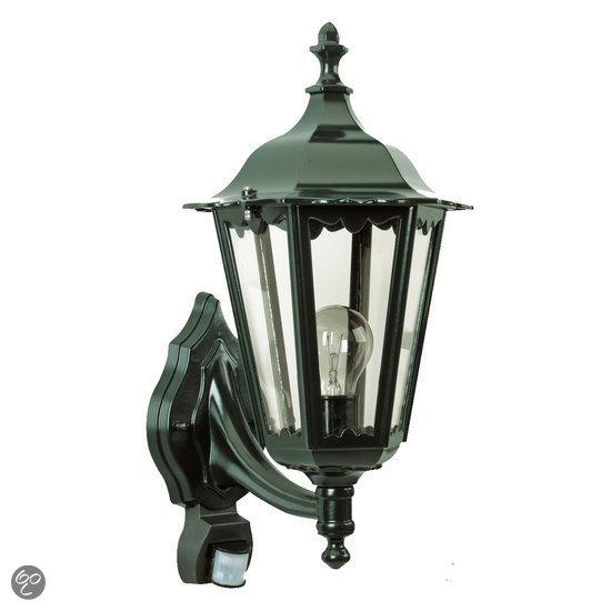 Ks verlichting gevelverlichting wandlamp staand for Bol com verlichting