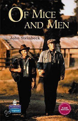 """of mice and men notes Of mice and men represents an experiment in form, which steinbeck described as """"a kind of playable novel, written in a novel form but so scened and set that it can be played as it stands"""" a rarity in american letters, it achieved remarkable success as a novel, a broadway play, and three acclaimed films."""