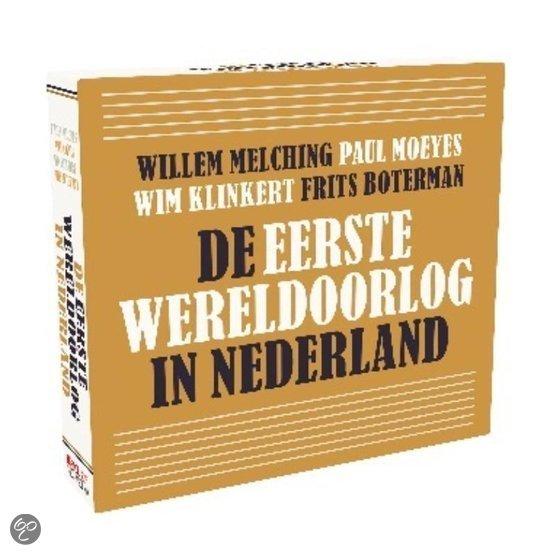 De eerste wereldoorlog