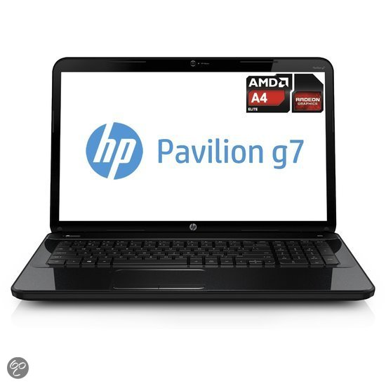 HP Pavilion G7-2301ED - Laptop