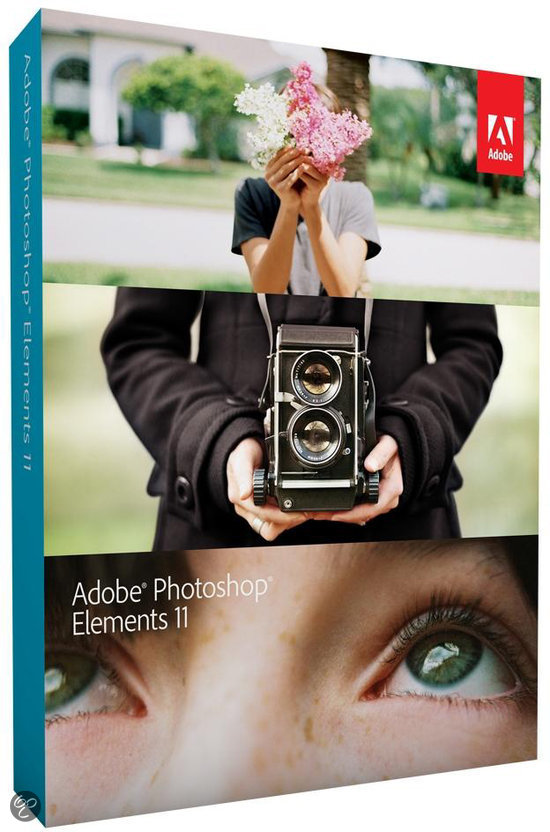 Photoshop Elements 11 EU English Multiple Platforms Retail