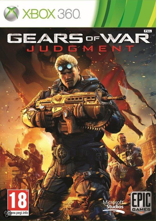 Gears Of War - Judgment