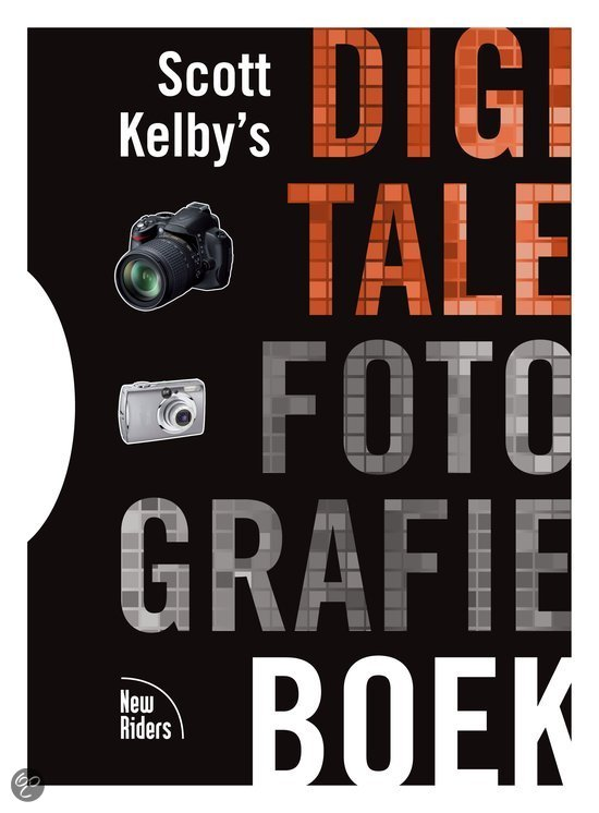 Scott Kelby's Digitale fotografie boek