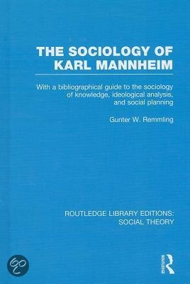 essays on the sociology of knowledge by karl mannheim Essays on the sociology of knowledge (classic reprint): karl mannheim: amazoncommx: libros amazoncommx prueba prime.