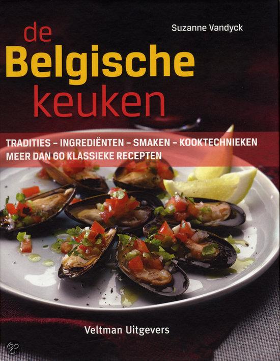 Gebak Engelse Keuken : bol com De Belgische keuken, Suzanne Vandyck