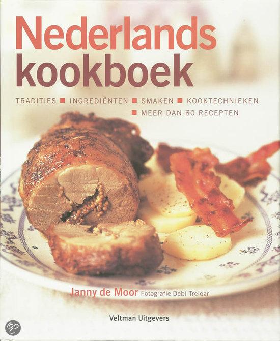 nederlands kookboek j de moor 9789059207332