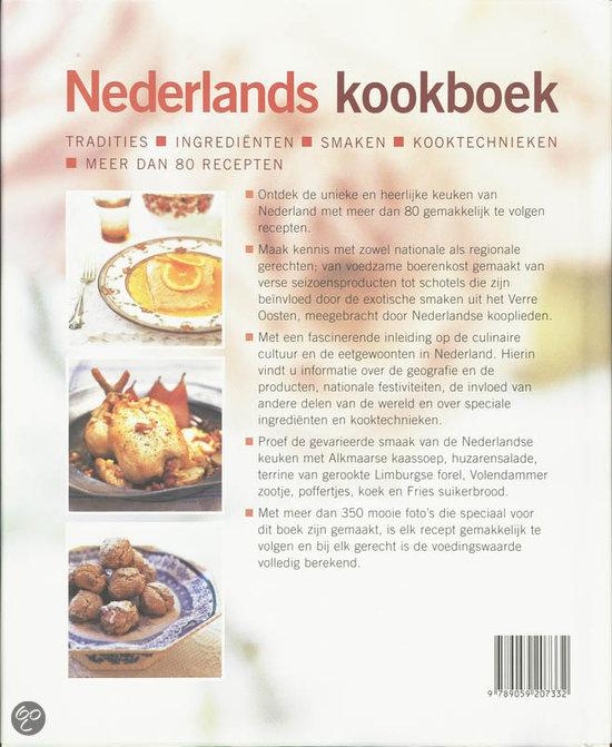 Engelse Keuken Kookboek : bol com Nederlands kookboek, J de Moor 9789059207332