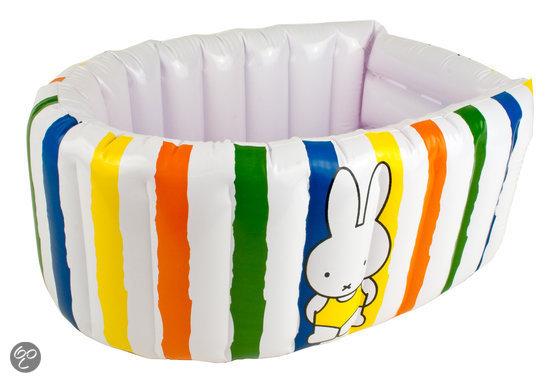Nijntje opblaasbaar zwembad rubo toys speelgoed for Klein opblaasbaar zwembad