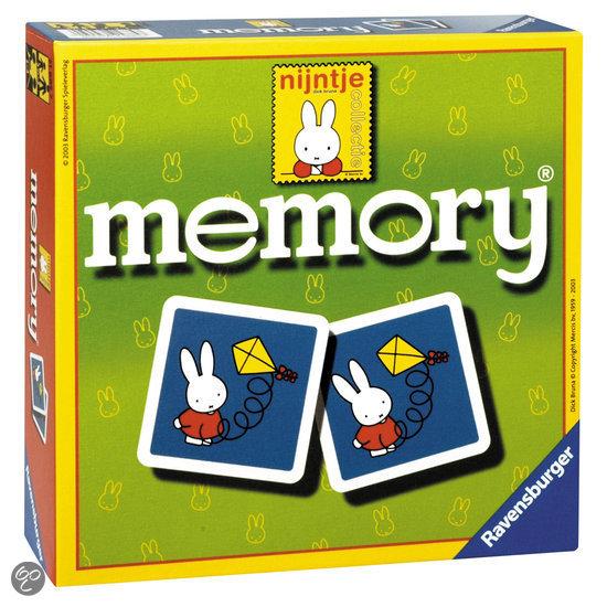 Ravensburger Nijntje Memory