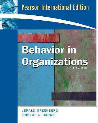 Jerald greenberg and robert baron research paper help jerald greenberg and robert baron if searching for the book behavior in organizations understanding and fandeluxe Images