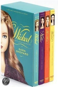 Pretty Little Liars boxset (5-8)
