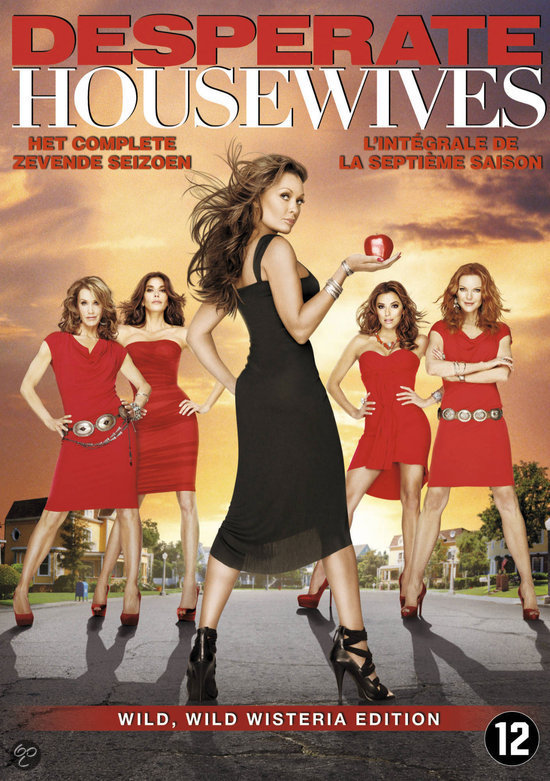 Desperate Housewives - Seizoen 7 (Dvd)