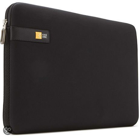 EVA-foam laptopsleeve 17 inch / Zwart