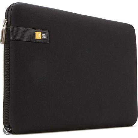 Case Logic laptopsleeve 17 - 17.3 inch - Zwart