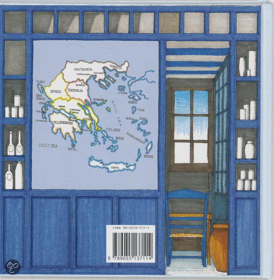 Engelse Keuken Kookboek : bol.com Grieks kookboek, B. Witte 9789055137114 Boeken