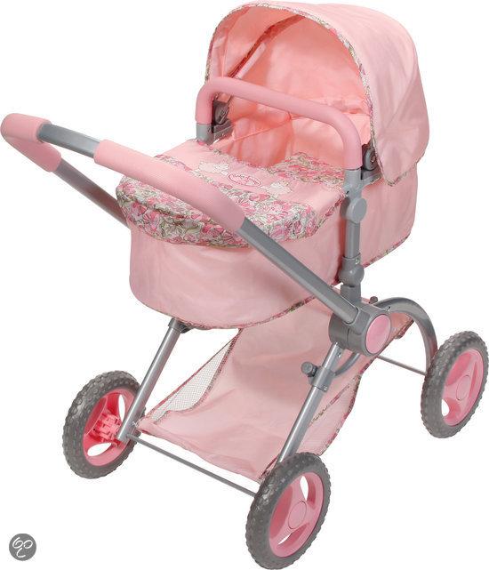 baby annabell 2 in 1 kinderwagen poppenwagen zapf creation speelgoed. Black Bedroom Furniture Sets. Home Design Ideas