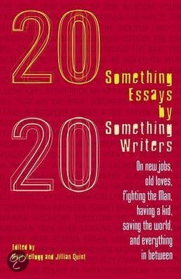 essays by twentysomething