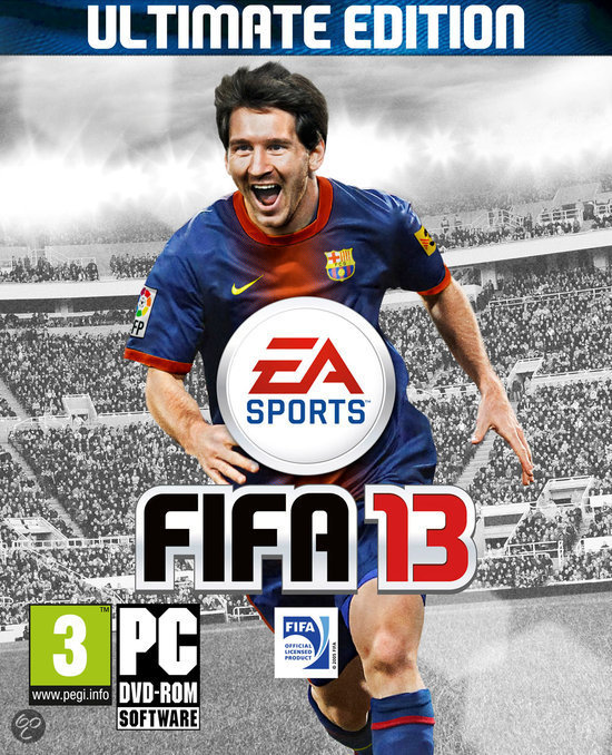 FIFA 13 - Ultimate Edition