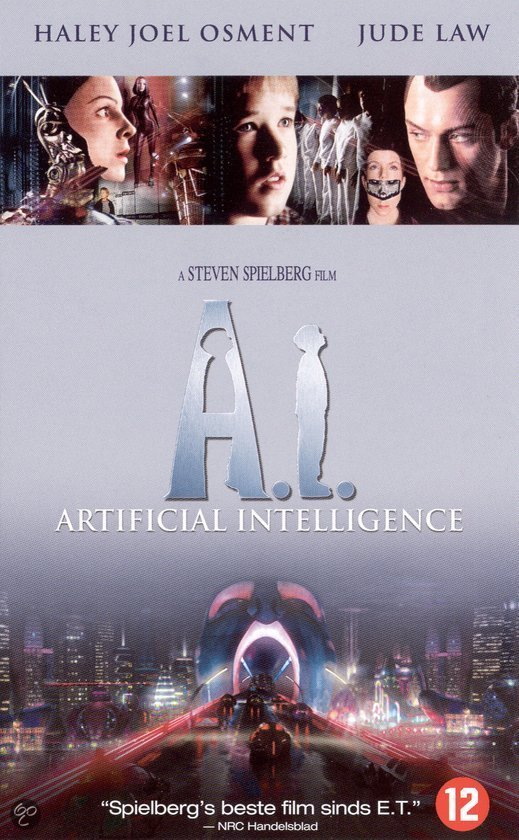 A.I. Artificial Intelligence (L.E.)