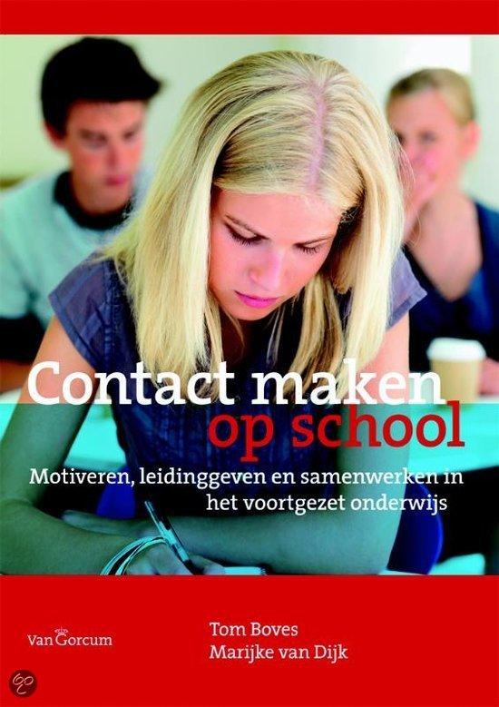 Contact maken op school