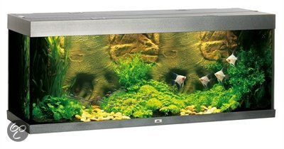 juwel rio aquarium 400 liter zwart. Black Bedroom Furniture Sets. Home Design Ideas