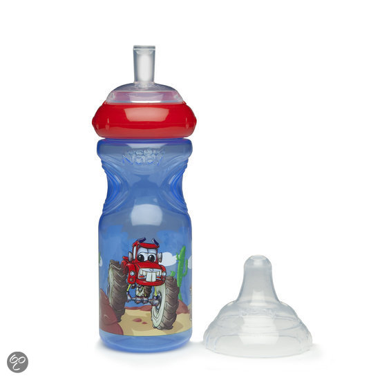 Nûby - Emotion Sport-Sipper - Rood (auto)
