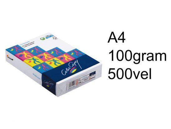 Color Copy Laserprinterpapier A4 100 gram Color Copy - pak à 500 Vel