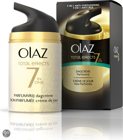 Olaz Total Effects parfumvrij - 50 ml - Dagcrème