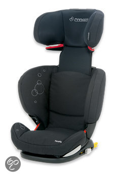 Maxi-Cosi Rodifix - Autostoel - Total Black