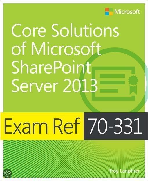 Exam Ref MCSE 70-331