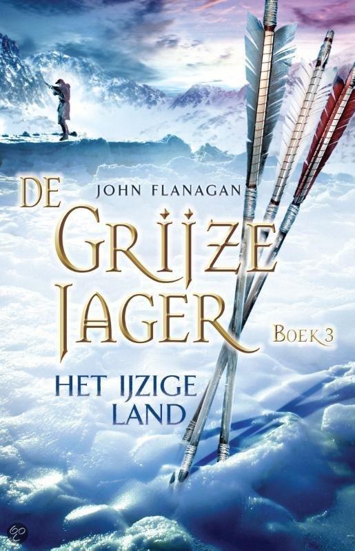 De Grijze Jager - boek 3: Het ijzige land