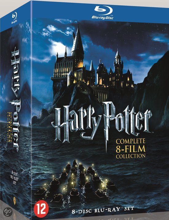 Harry potter complete blu ray collection / 30238 weather
