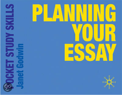 planning your essay palgrave