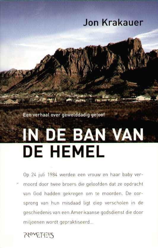 In De Ban Van De Hemel