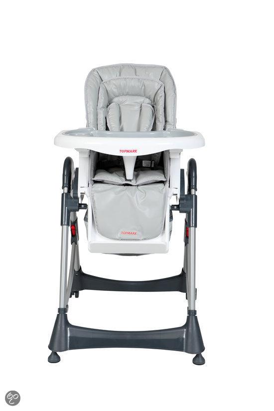 Top Mark - Kinderstoel - Zilver
