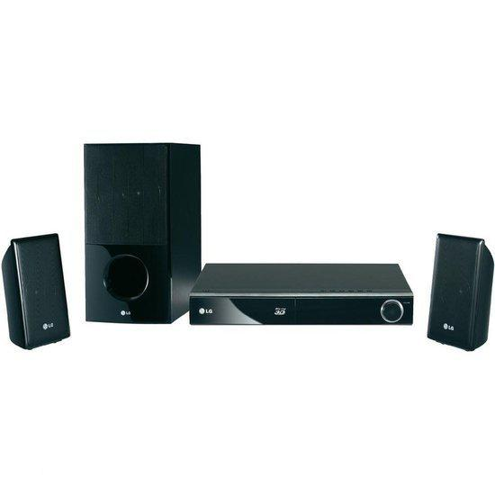 LG HX806 - 2.1 Blu-ray Home cinema set