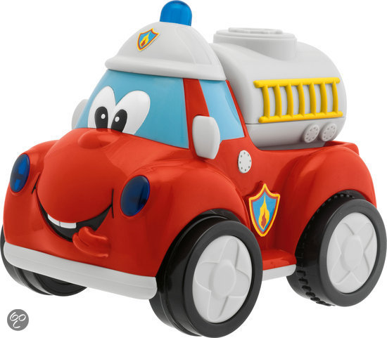 Chicco Funny Vehicle Brandweerwagen
