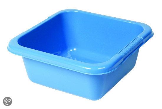 bolcom  Wasbak  Vierkant  65 liter  Koken en tafelen # Wasbak Plastic_054500