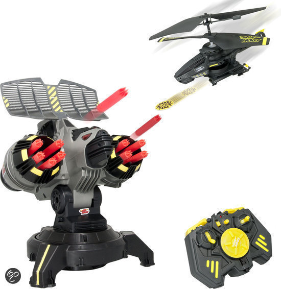 Air Hogs Battle Tracker - RC Helicopter