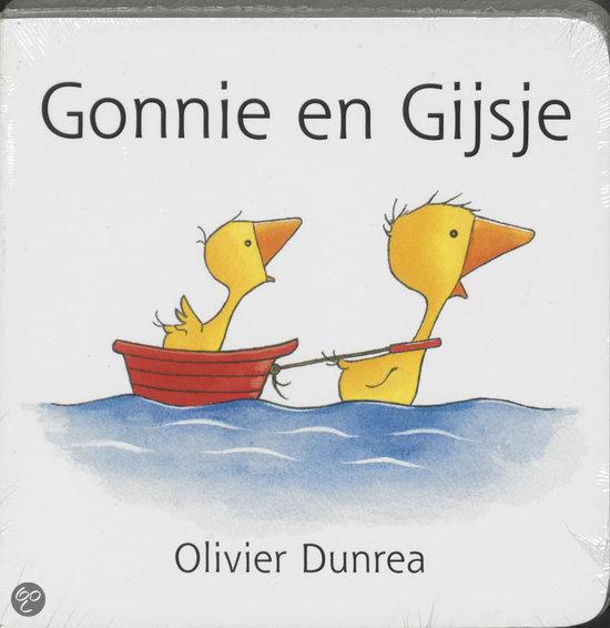 Gonnie en Gijsje