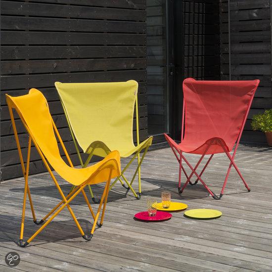 lafuma maxi pop up vouwstoel airlon grijs. Black Bedroom Furniture Sets. Home Design Ideas