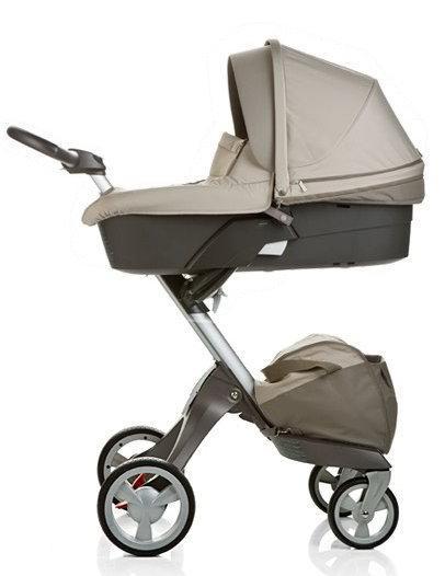 Stokke - Xplory Kinderwagen Compleet - Beige